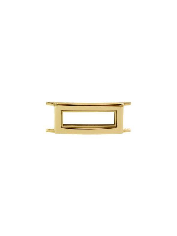 Build A Bracelet: Gold Locket