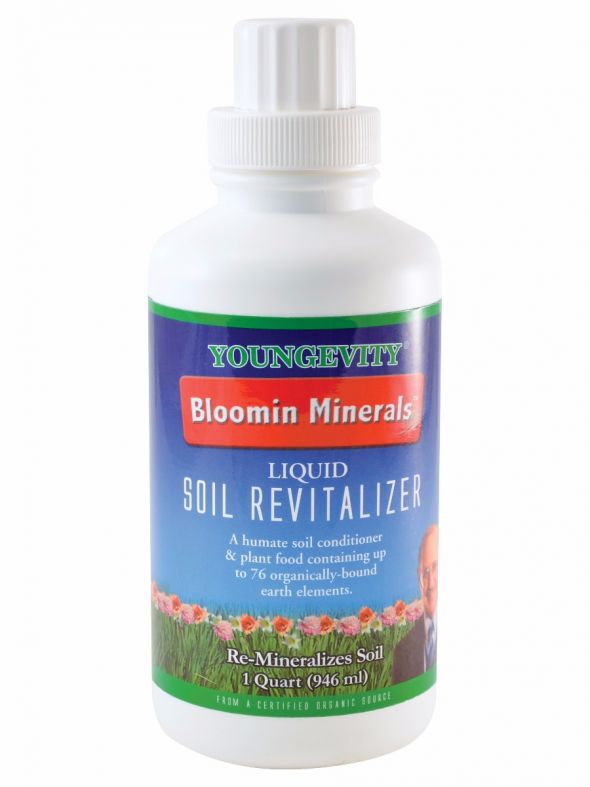 Bloomin Minerals™ Liquid Soil Revitalizer - 1 qt