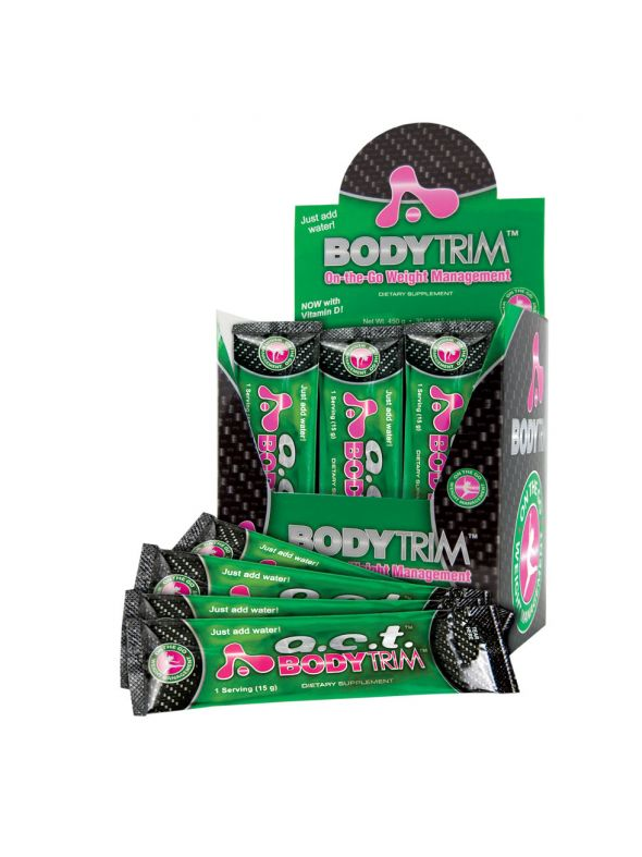 Body Trim On-The-Go-Pouches - 30 count