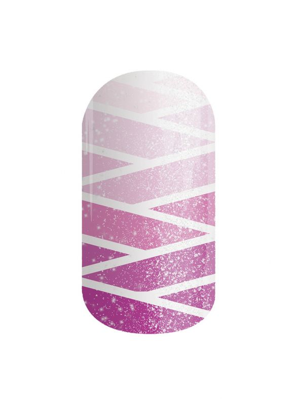 Magenta Muse - Nail Lacquer Strips