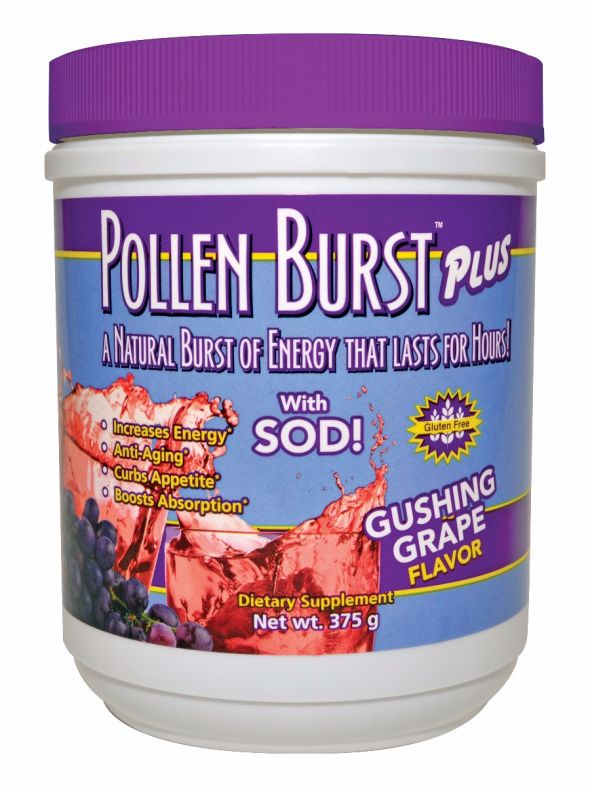 Pollen Burst Plus - Gushing Grape