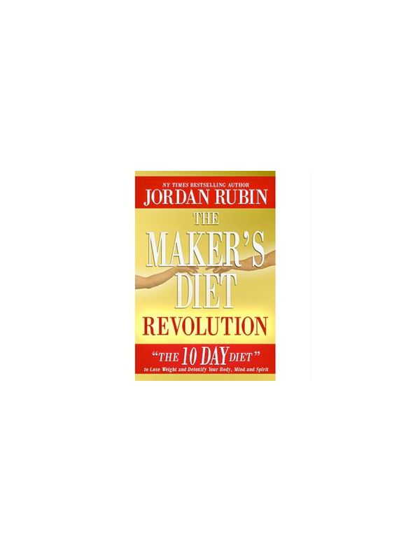 Makers Diet Revolution book (1 copy)
